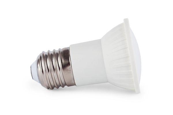 Akce: LED žárovka E27 6W 540lm JDR teplá 3+1