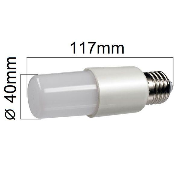 Akce: LED žárovka E27 12W 1080lm teplá 3+1
