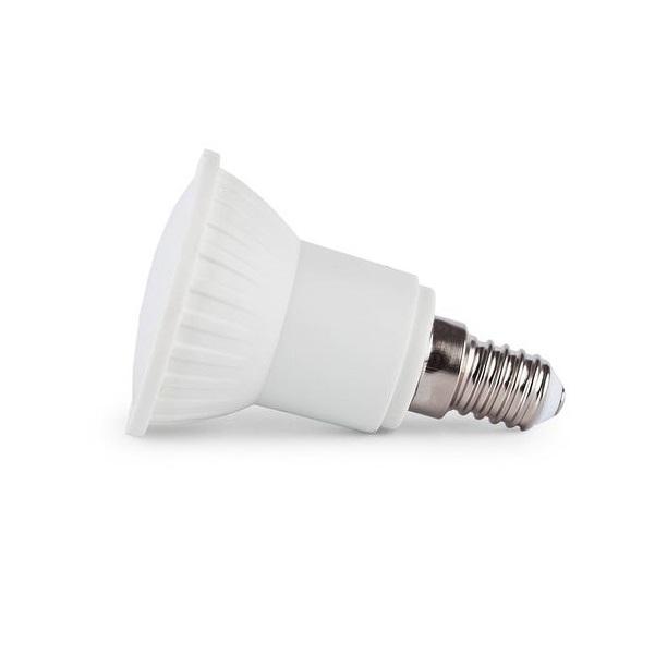 Akce: LED žárovka E14 6W 540lm JDR teplá 3+1