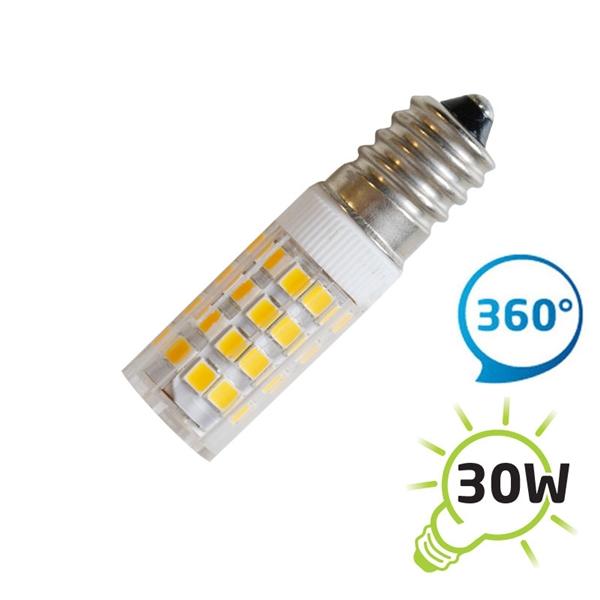 LED žárovka E14 3,5W 330lm teplá, ekvivalent 30W