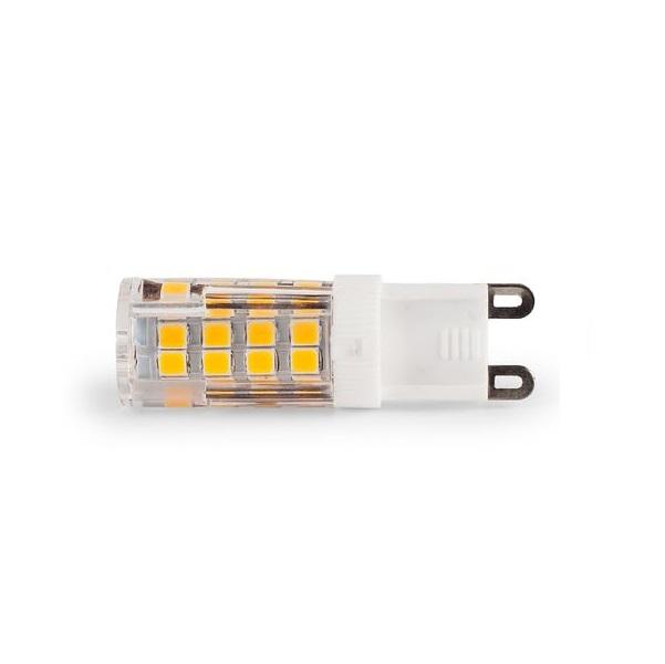 LED žárovka G9 5W 480lm, denní , ekvivalent 45W