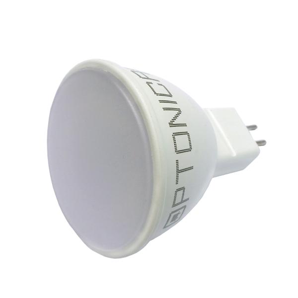 LED žárovka MR16 5W 320lm 12V, studená, ekvivalent 40W