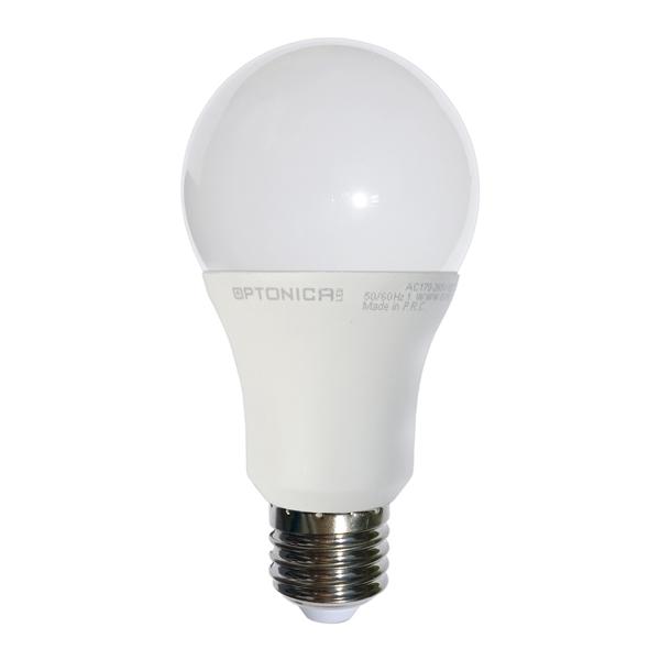 LED  žárovka E27 10W 800lm teplá, ekvivalent 60W