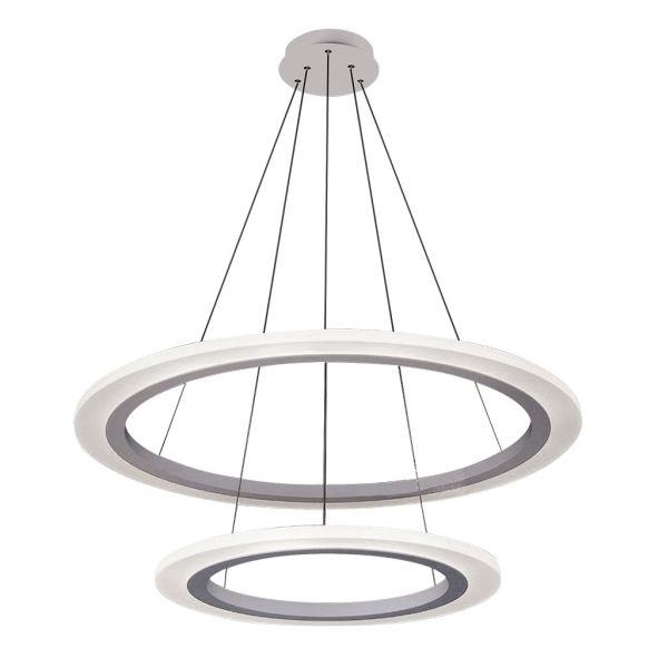LED stropní svítidlo Adrienne 62W 2429