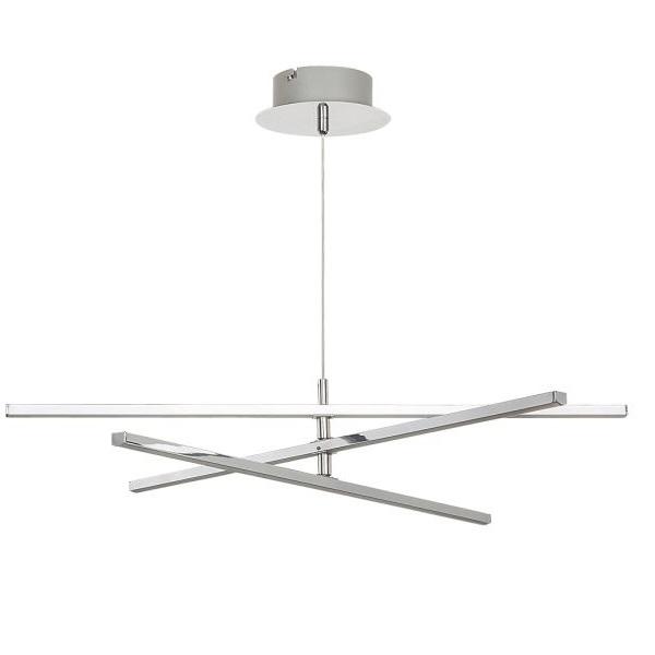 LED stropní svítidlo Meredith 18W 2480