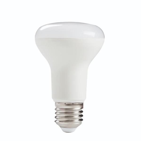 LED žárovka E27 7W 560lm R63 teplá, ekvivalent 60W