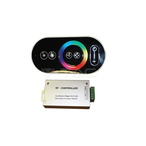 Rádiový ovladač RGB pásku 12V/144W