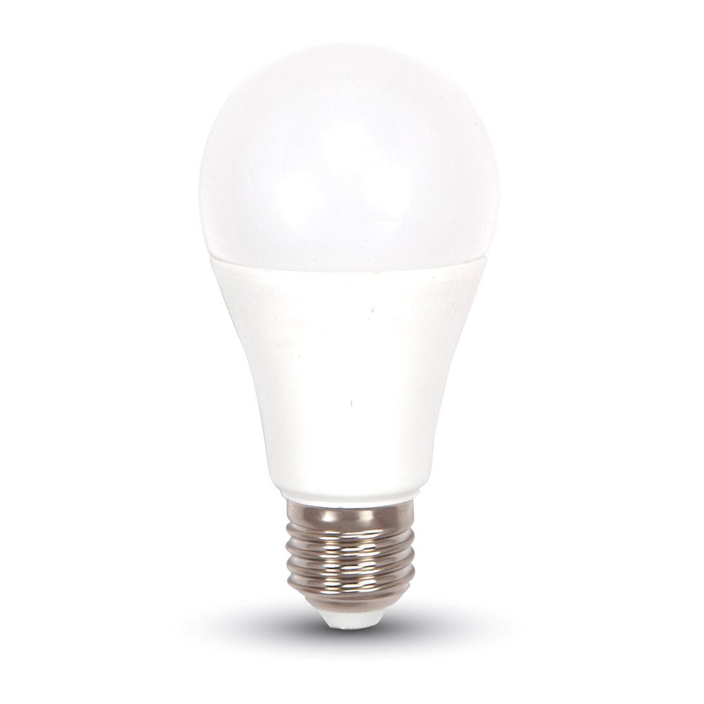 LED žárovka E27 12W 1055lm teplá, ekvivalent 75W