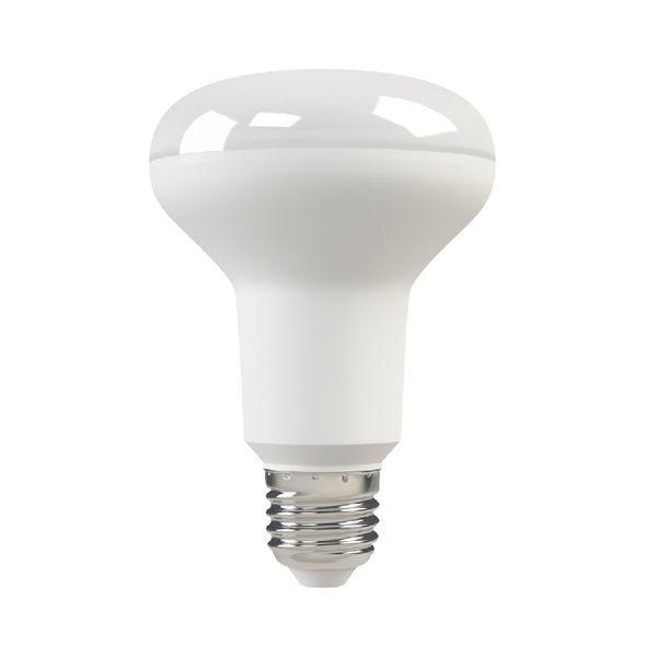 LED žárovka E27 10W 800lm R80 teplá, ekvivalent 75W