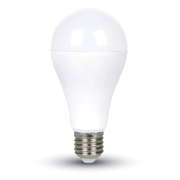 Akce: LED žárovka E27 15W 1500lm teplá 3+1