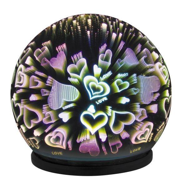 LED stropní svítidlo Laila 0,5W 4551