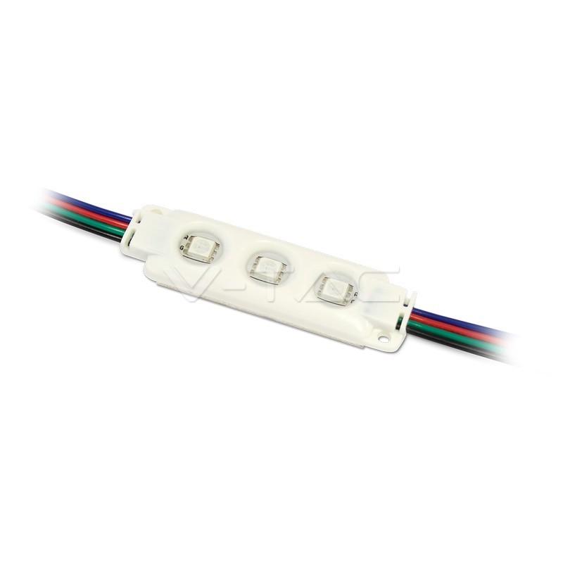 LED modul 3x5050 smd 0,72W RGB