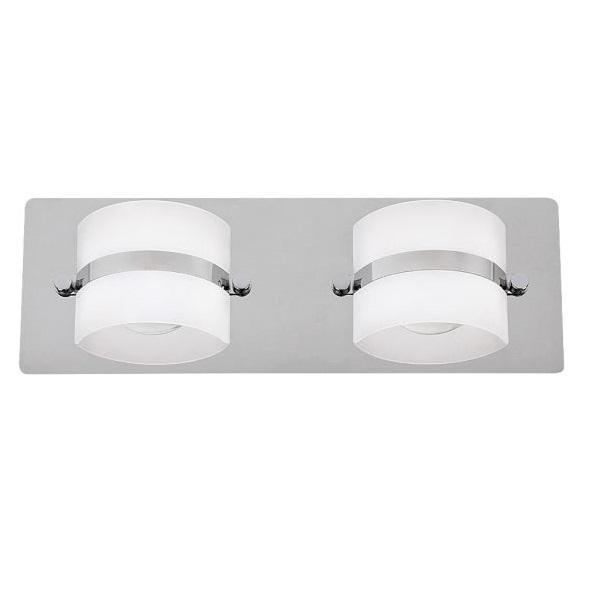 LED nástěnné svítidlo Tony 2x 5W 5490