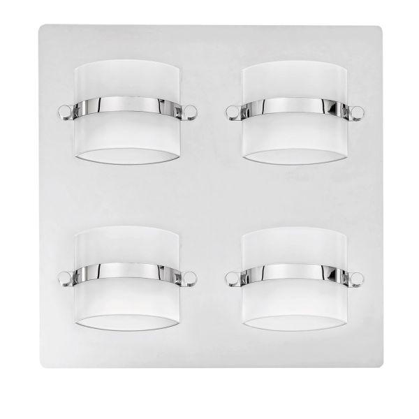 LED nástěnné svítidlo Tony 4x 5W 5492