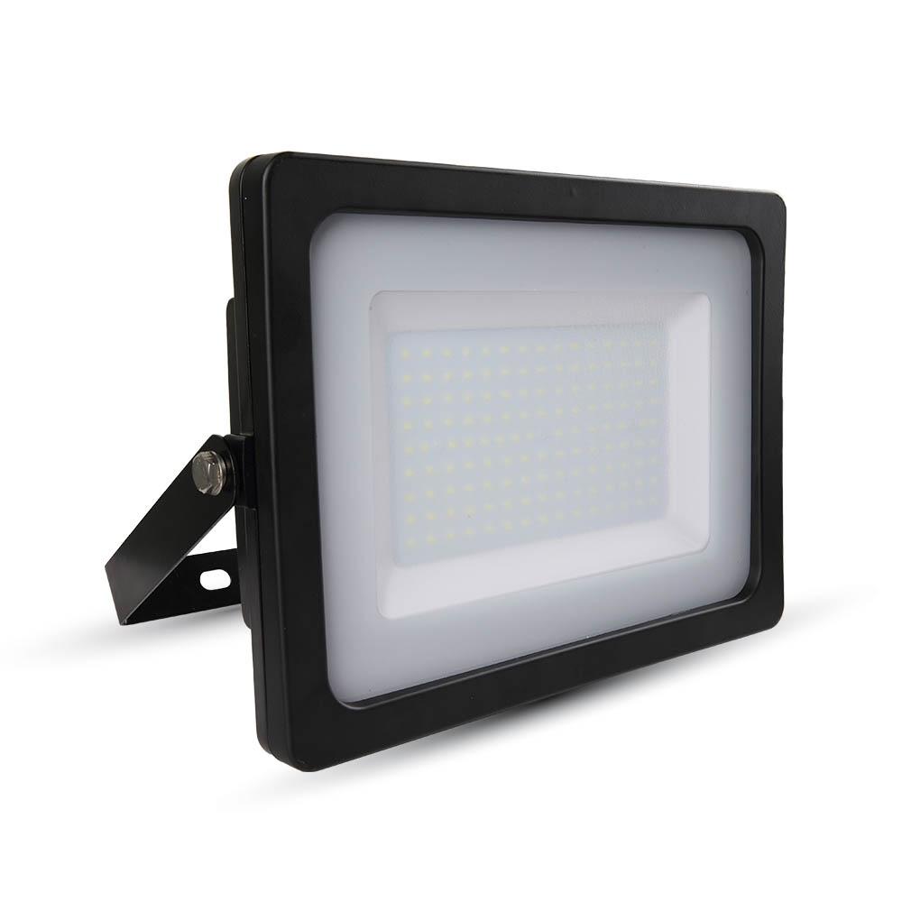 Ultratenký LED reflektor šedý 200W 17000lm denní