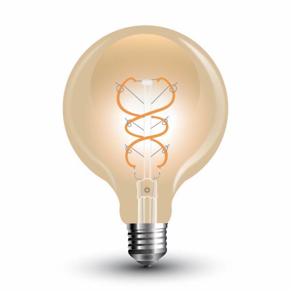 Retro LED žárovky E27