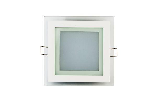 LED panel 12W 960lm 16x16cm denn� sv�tlo, �tvercov�