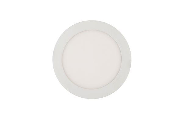 LED panel 18W 1440lm 22,5cm teplé světlo, kruhový