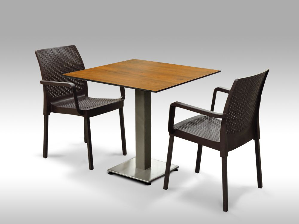 Jídelní sestava Almeria + 2 židle Cordoba