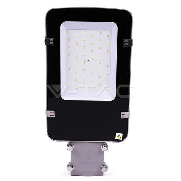 Prémiové LED veřejné osvětlení 30W 3600lm SAMSUNG čipy denní bílá