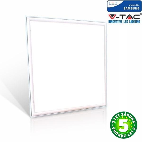 Prémiový LED panel 45W 3600lm SAMSUNG čipy 60x60cm teplé světlo