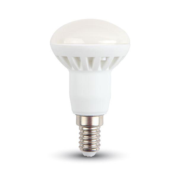 LED žárovka E14 6W 400lm R50 denní, ekvivalent 40W
