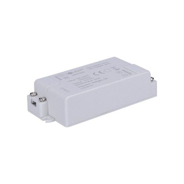 Nábytkový LED napájecí zdroj 12V 24W 2A