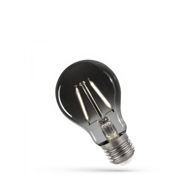 Retro LED žárovka E27 2,5W 150lm denní, filament, ekvivalent 16W