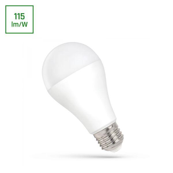LED žárovka E27 20W 2300lm teplá, ekvivalent 144W