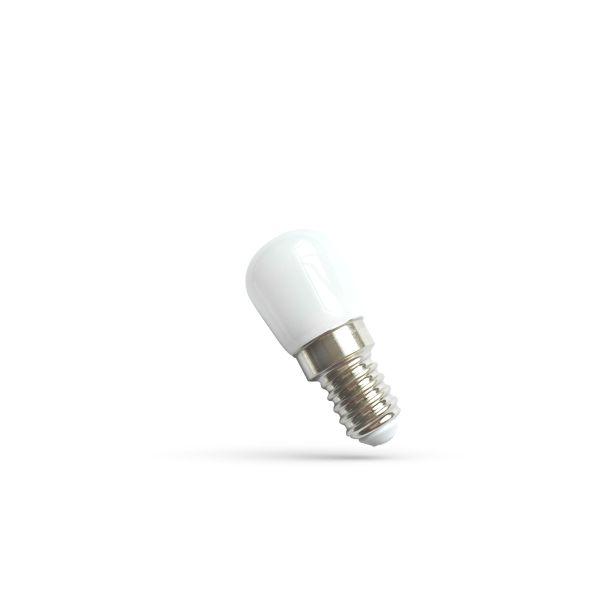 LED žárovka  E14 2W 140lm teplá,  ekvivalent 15W