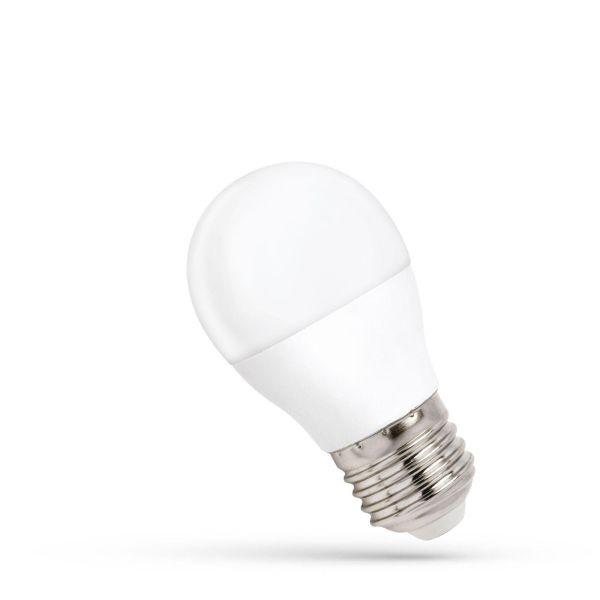 Akce: LED žárovka E27 8W 680lm G45, studená 3+1