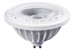LED ��rovka GU10 AR111 17W 1000lm tepl�, ekvivalent 76W