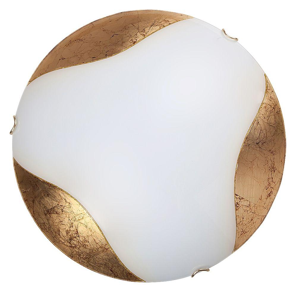 Stropní svítidlo Art gold 1924