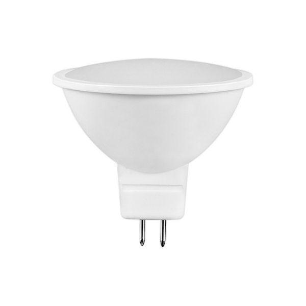 Akce: LED  žárovka MR16 6W 480lm 12V teplá  3+1