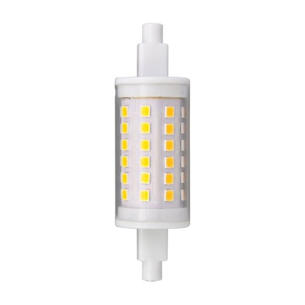LED žárovka R7s  4,5W 440lm teplá, ekvivalent 37W