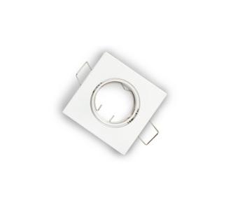 Podhledové bodové svítidlo výklopné bílé pro MR11 + patice GU10 zdarma
