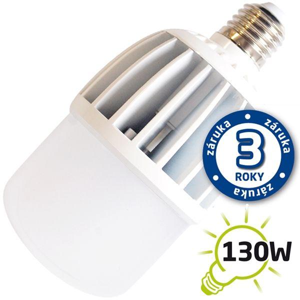 LED žárovka E27 25W 2100lm teplá, ekvivalent 130W