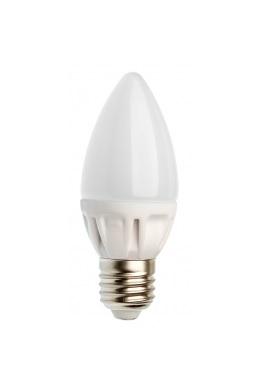 LED žárovka E27 4W 300lm teplá, ekvivalent 30W