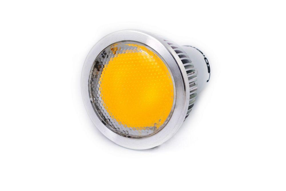 LED ��rovka GU10 5W 450lm tepl�, ekvivalent 43W