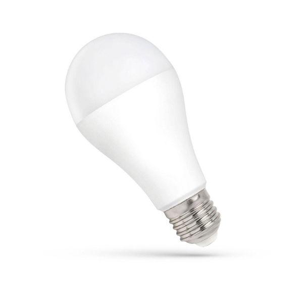 Prémiová LED žárovka E27 15W 1250lm teplá