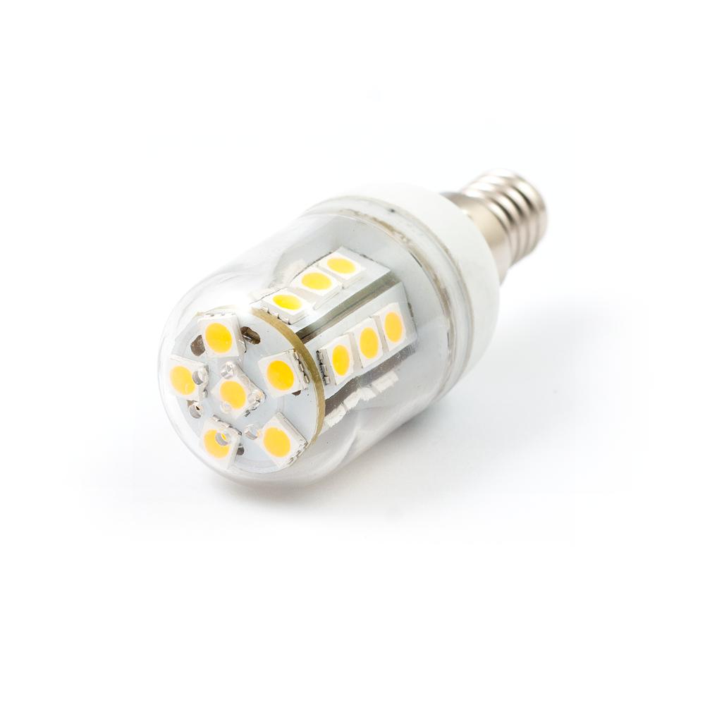 Akce: LED žárovka E14 5W 450lm teplá 3+1