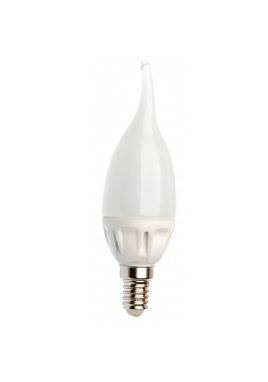 Akce: LED žárovka E14 4W 300lm teplá bílá 10+1