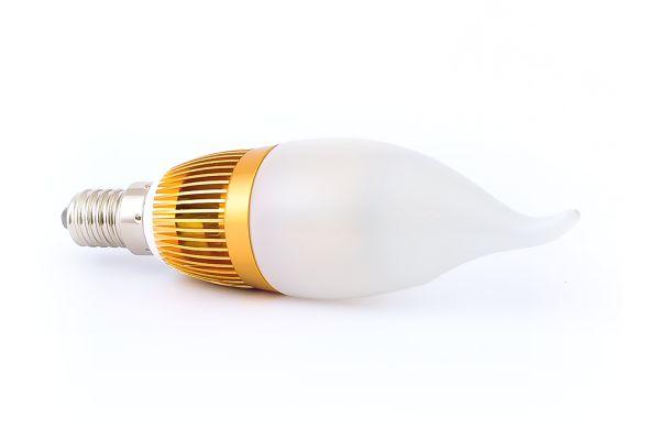 Akce: LED ��rovka E14 6W 400lm tepl�  10+1 zdarma