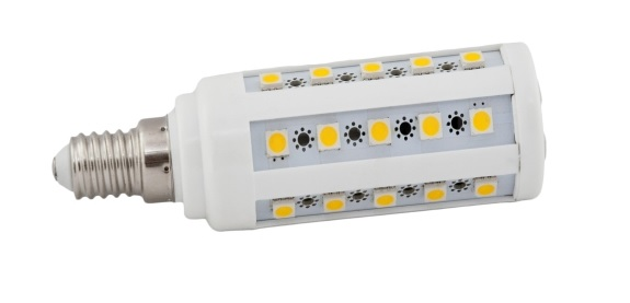 LED žárovka E14 7W 700lm teplá, ekvivalent 60W