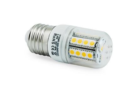 Akce: LED žárovka E27 5W 450lm teplá 3+1