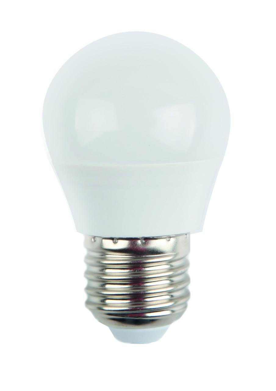Akce: LED žárovka E27 6W 470lm G45 denní 3+1