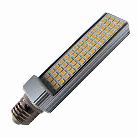 LED žárovka E27 9W 850lm teplá, ekvivalent 70W