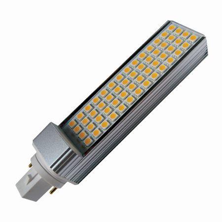 LED ��rovka G24 9W 850lm tepl�, ekvivalent 75W
