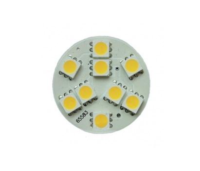 LED ��rovka G4 1,8W 140lm 12V tepl�, ekvivalent 15W
