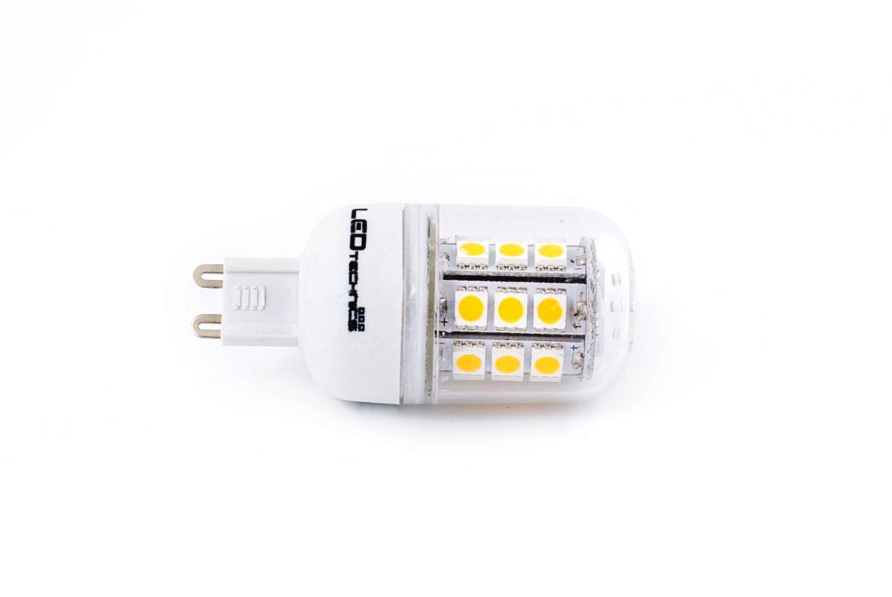 LED ��rovka G9 4,5W 360lm tepl�, ekvivalent 35W